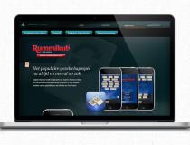Rummikub App website