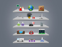 Symrise learning guide icons
